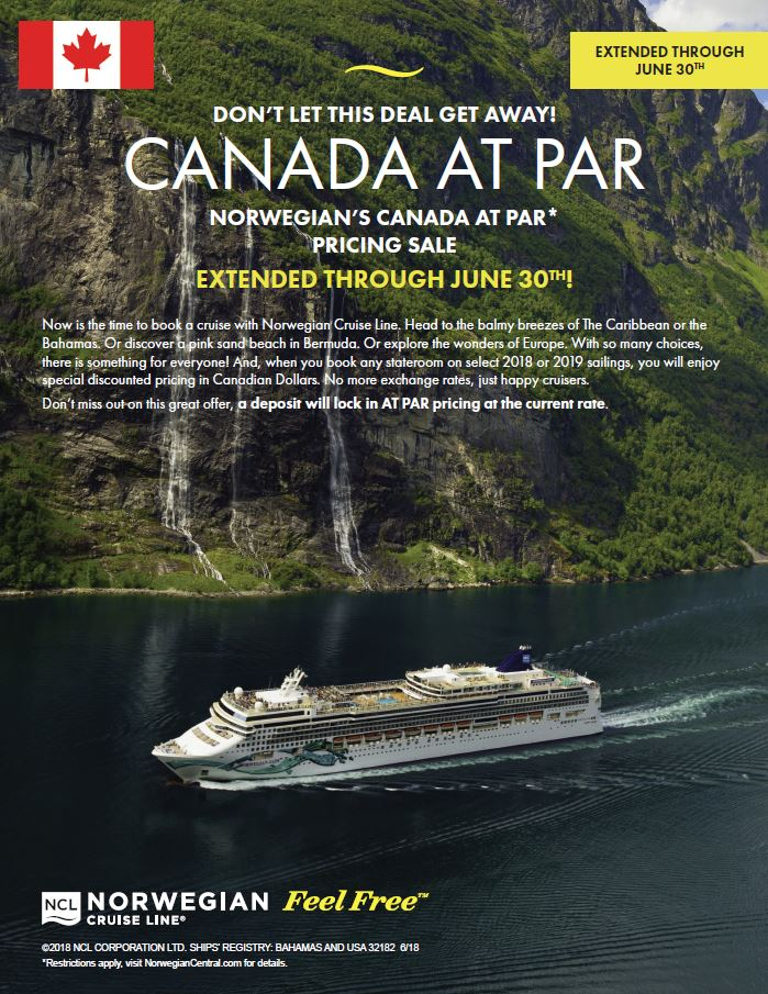 Cruise Promotions